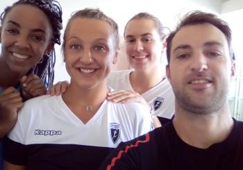 Massage du sportif / Toulon Saint Cyr Var D1 Handball / CPO Vittel