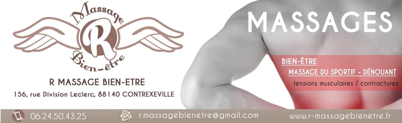 R Massage Bien-être